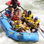 White Water Rafting Alberton Gorge