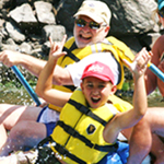 Whitewater Rafting Coeur d'Alene