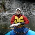 Coeur d'Alene Adventures fishing rafting trip