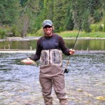 Coeur d'Alene Fly Fishing Idaho